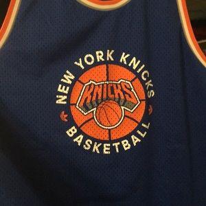 adidas knicks team jersey